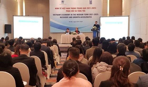 Ekonomi Vietnam Menuju ke Pertumbuhan yang Cepat dan Berkelanjutan - ảnh 1