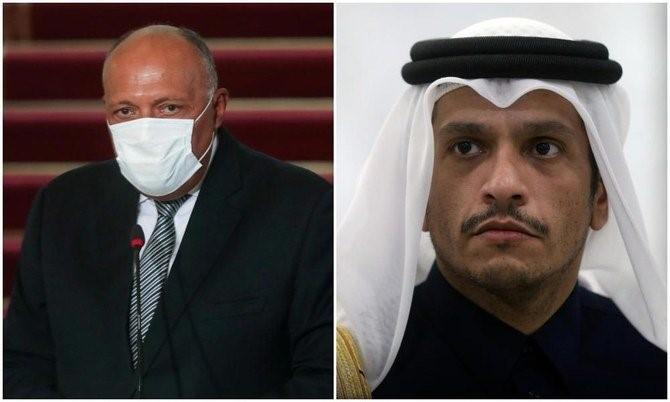 Perwakilan Mesir dan Qatar Adakan Pertemuan yang Pertama setelah Pulihkan Hubungan - ảnh 1