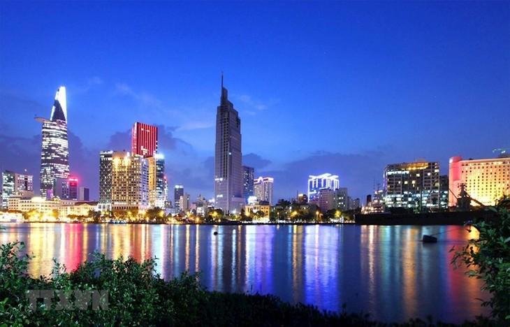 Agar Kota Ho Chi Minh Terus Menggeliat - ảnh 1