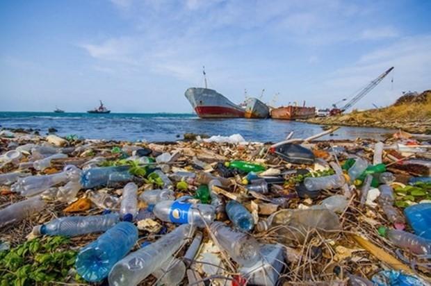Kerja Sama antara Vietnam dan Negara-Negara Uni Eropa untuk Kurangi Sampah Plastik di Laut Ditingkatkan - ảnh 1