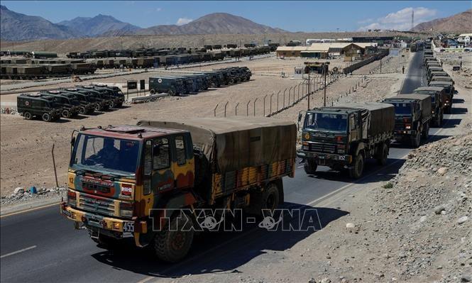 India dan Tiongkok Sepakat Bersama-Sama Pertahankan Stabilitas di Lapangan - ảnh 1