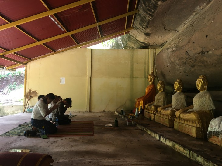 Menguak Tabir Phoukhaukhoai – Pagoda di Tengah Hutan Laos - ảnh 2