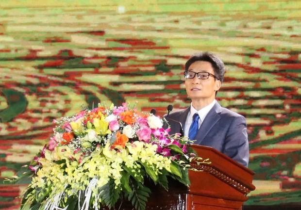 """Pembukaan Tahun Pariwisata Nasional- Festival Hoa Lu 2021 dengan Tema """"Hoa Lu – Ibukota Kuno Ribuan Tahun"""" - ảnh 1"""