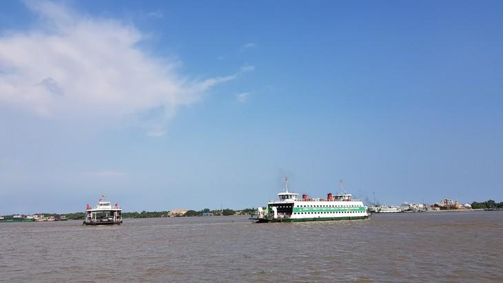 Kota Ho Chi Minh Berkiblat ke Laut untuk Mengembangkan Ekonomi - ảnh 1