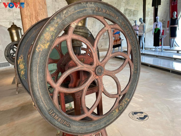 Museum Dunia Kopi di Kota Buon Ma Thuot - ảnh 13