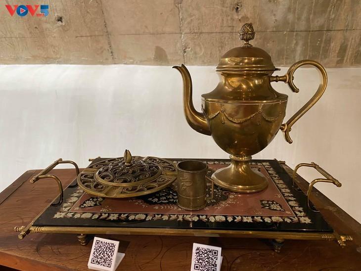 Museum Dunia Kopi di Kota Buon Ma Thuot - ảnh 12