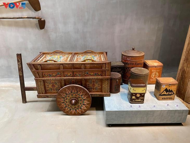 Museum Dunia Kopi di Kota Buon Ma Thuot - ảnh 11