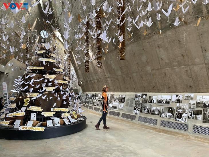 Museum Dunia Kopi di Kota Buon Ma Thuot - ảnh 3