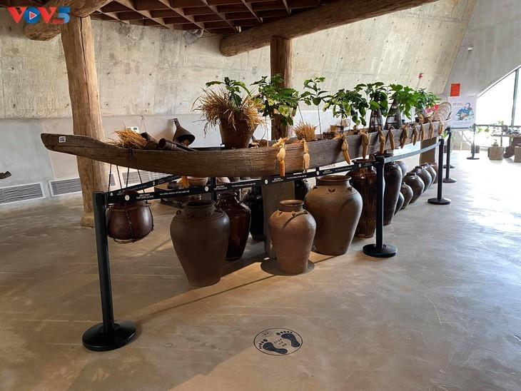 Museum Dunia Kopi di Kota Buon Ma Thuot - ảnh 5