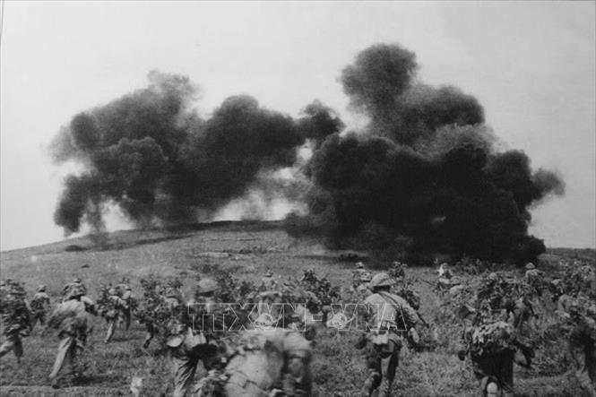 Dien Bien Phu Merupakan Pertempuran Terpenting dalam Perang Indocina - ảnh 1