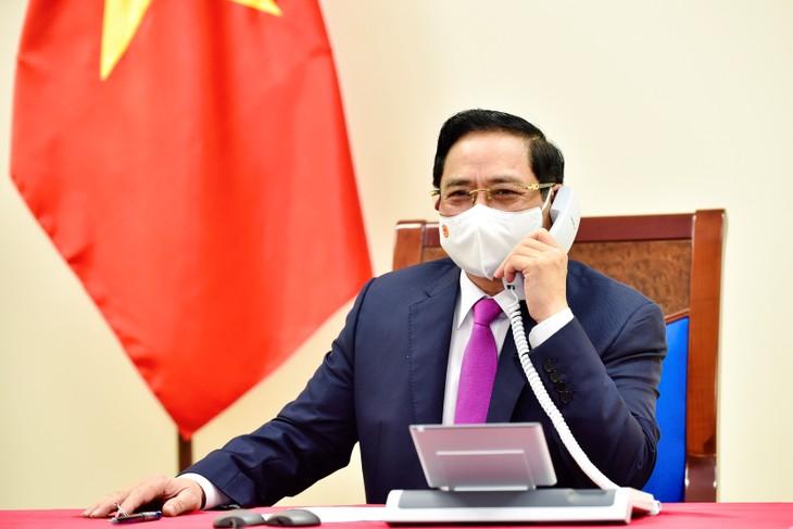 Vietnam Bersedia Bekerja Sama Erat dengan Thailand - ảnh 1