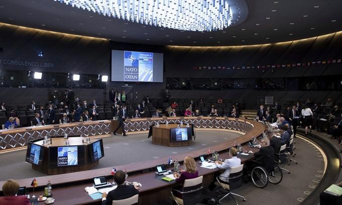 NATO untuk Pertama Kalinya Anggap Tiongkok sebagai Ancaman Keamanan  - ảnh 1