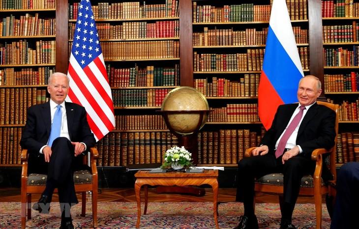 Presiden Rusia Nyatakan Kesediaannya untuk Lanjutkan Dialog dengan AS - ảnh 1