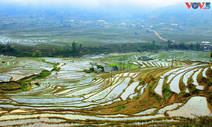 Keindahan Hoi An dan Sa Pa, Dua Destinasi yang Paling Fotogenik di Vietnam - ảnh 12