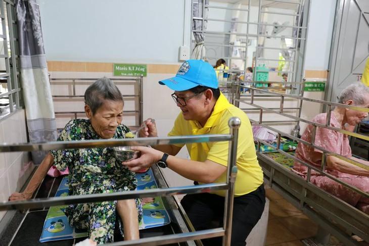 Direktur Utama Orang Thailand dengan Aspirasi Buat Vietnam Jadi Dapur Dunia - ảnh 2