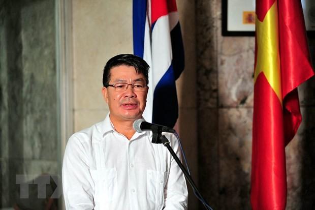 Hubungan Vietnam-Kuba Menjadi Teladan dalam Hubungan Internasional - ảnh 1