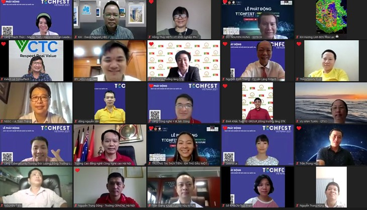Festival Startup Inovasi Nasional 2021: Inovasi – Ciptakan Masa Depan - ảnh 1