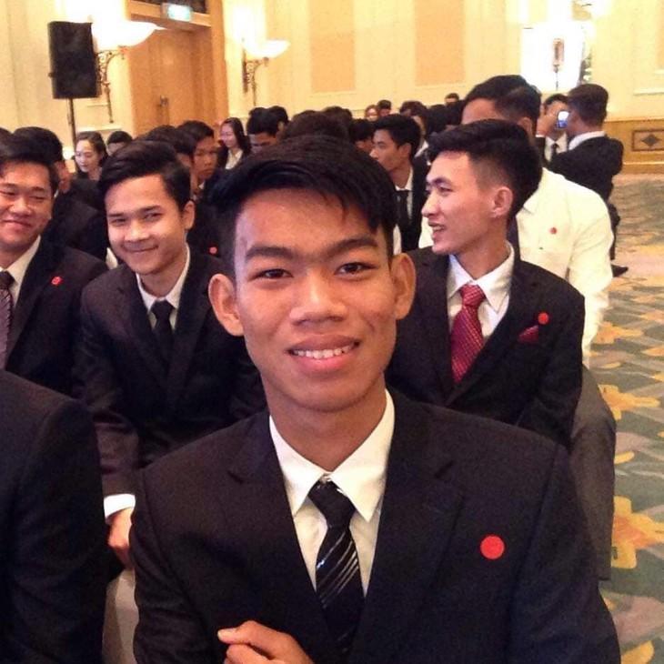Vun Liem – Mahasiswa Internasional Pertama yang Menangkan Beasiswa Institut Politeknik Hanoi - ảnh 2