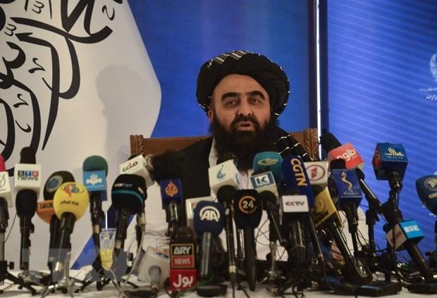Pemerintah Taliban Ingin Bentuk Hubungan Persahabatan dengan Komunitas Internasional - ảnh 1