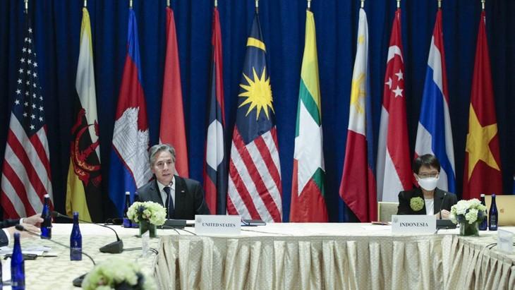 AS Tegaskan Kembali Dukungannya atas Visi Indo-Pasifik oleh ASEAN - ảnh 1