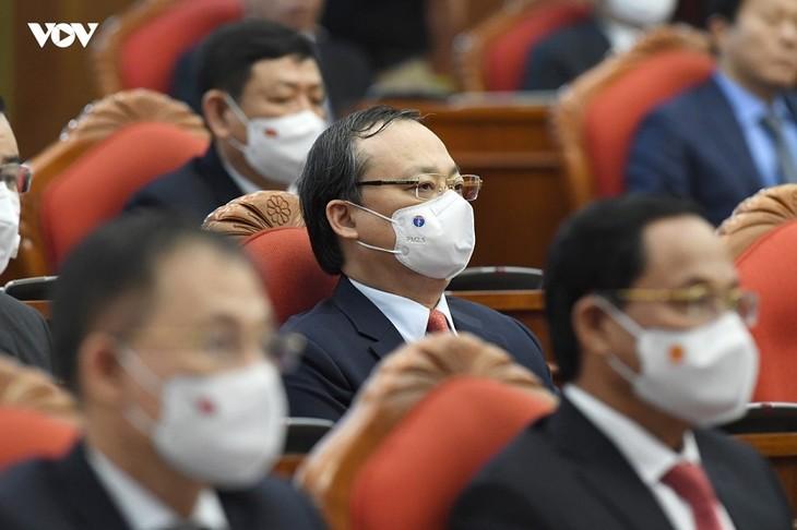 Sekjen Nguyen Phu Trong: Berupaya Kendalikan Wabah untuk Pulihkan dan Kembangkan Sosial-Ekonomi - ảnh 3