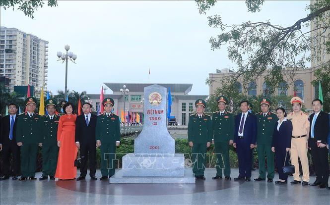 Vietnam dan Tiongkok Adakan Dialog Strategi Pertahanan. - ảnh 1