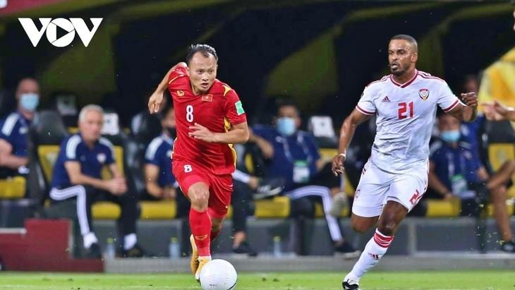 Timnas Vietnam Untuk Pertama Kalinya Hadiri Dalam Babak Kualifikasi ketiga Piala Dunia 2022  - ảnh 1