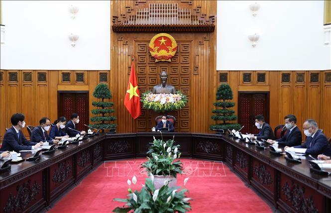 Republik Korea Ingin Memperkuat Kerja Sama Dengan Vietnam di Segala Bidang - ảnh 1