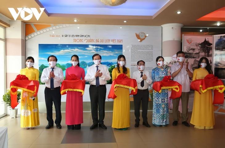 Mempromosikan Pariwisata Vietnam Melalui Dokumen Gambar Bergerak. - ảnh 1