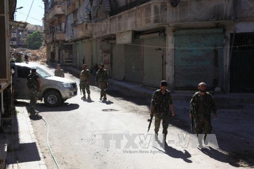 联合国审议叙利亚停火协议实施方案 - ảnh 1