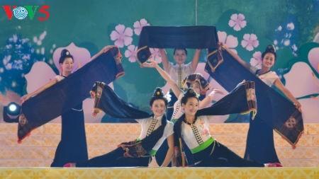 2017年奠边羊蹄甲花节:西北各民族文化汇聚的平台 - ảnh 1
