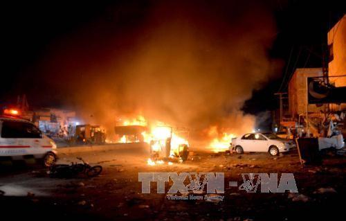 巴基斯坦发生大爆炸 导致数十人死伤 - ảnh 1