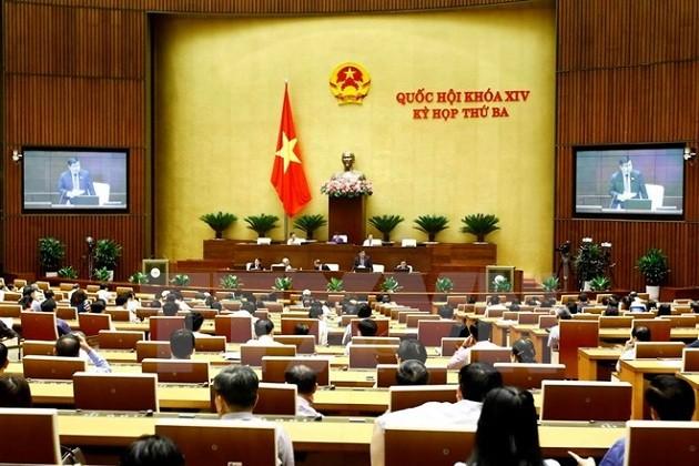 越南14届国会常委会14次会议:审议修改涉《规划法》法律 - ảnh 1