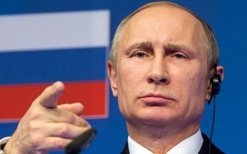 俄罗斯迈上新征程 - ảnh 1
