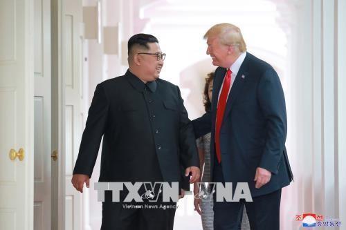 朝鲜强调在国际关系中互相尊重主权的原则 - ảnh 1