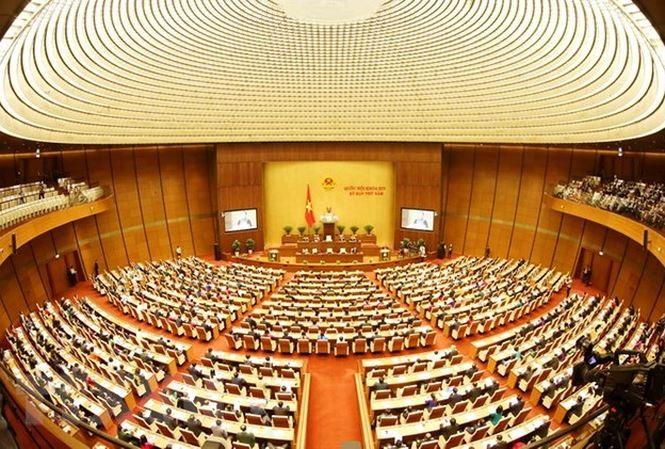 越南第14届国会第6次会议10月22日开幕 - ảnh 1