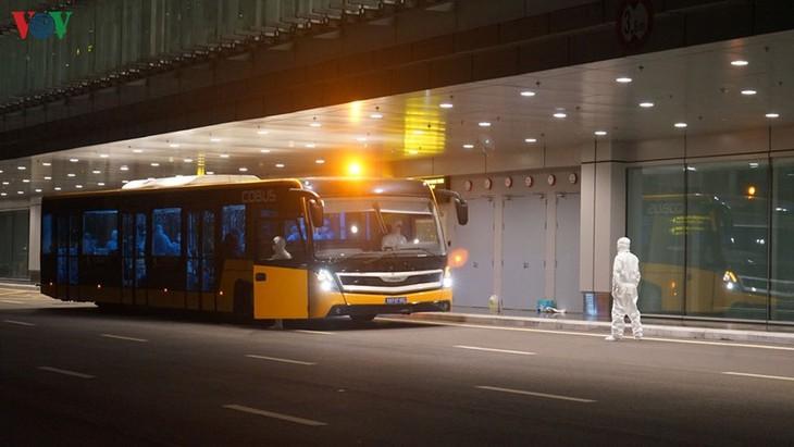 将在中国武汉的越南公民接运回国 - ảnh 5