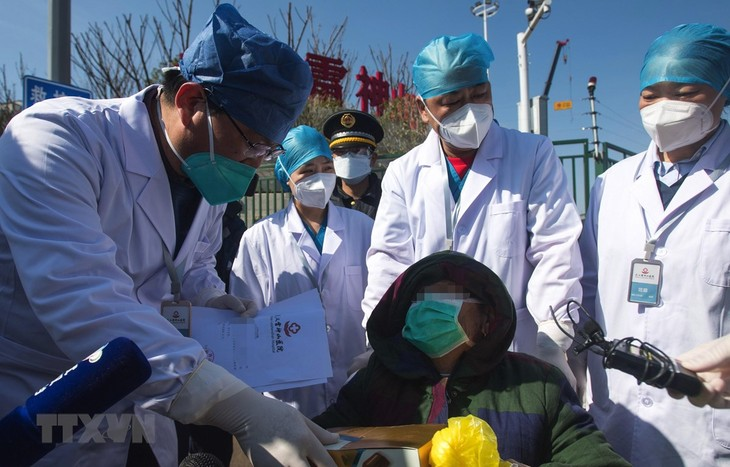 世卫组织:中国境外新增新冠肺炎病例超过中国境内 - ảnh 1