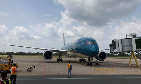 新冠肺炎疫情:越航自3月5日起暂停运营越南与韩国之间的航班 - ảnh 1