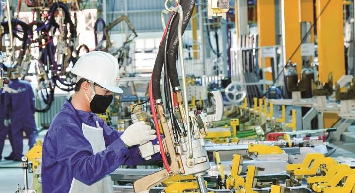 越南经济第一季度仍有许多亮点 - ảnh 2
