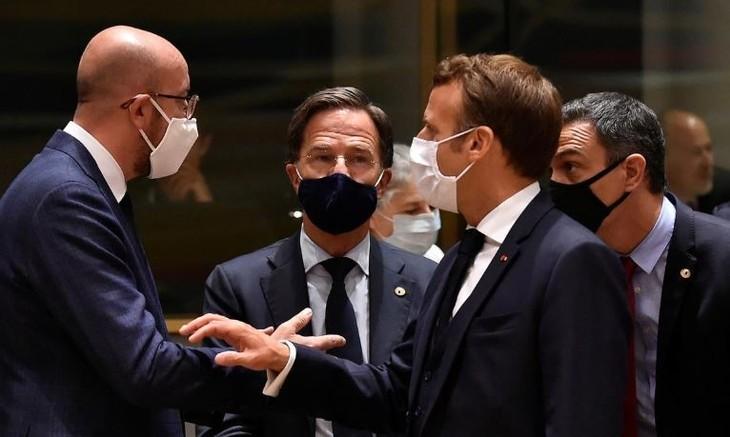 欧洲在经济救助问题上出现分歧 - ảnh 2