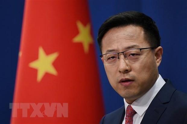 中国批评美国推迟与中国的经贸谈判 - ảnh 1