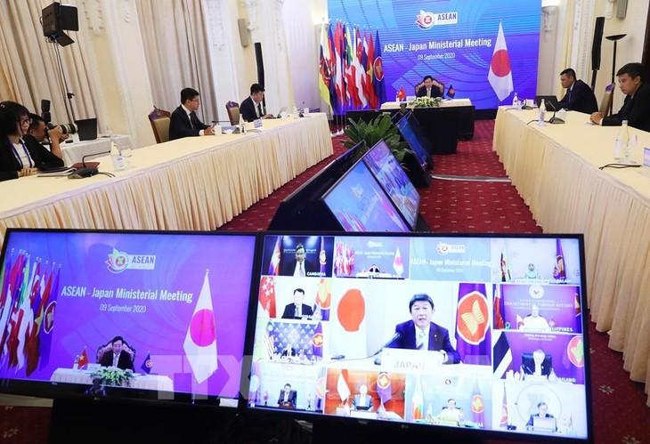 越南在履行2020年东盟轮值主席国职责中做出的努力 - ảnh 1