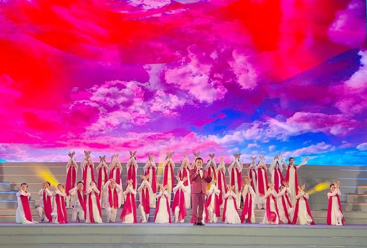 庆祝越共13大系列艺术活动在全国各地举行 - ảnh 1