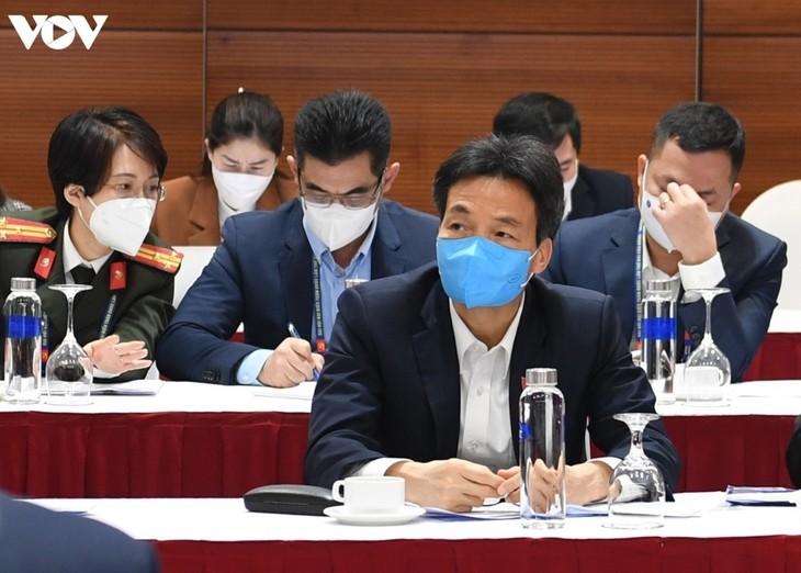 越南强有力激活新冠肺炎疫情防控系统 - ảnh 2