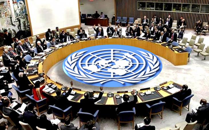 越南担任联合国安理会4月份轮值主席 - ảnh 1