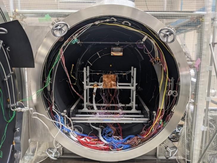 """越南研制的""""纳龙""""卫星做好发射准备 - ảnh 1"""