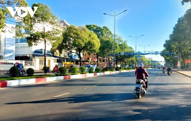 """邦美蜀市—— """"充满绿色和特色的城市村寨"""" - ảnh 2"""