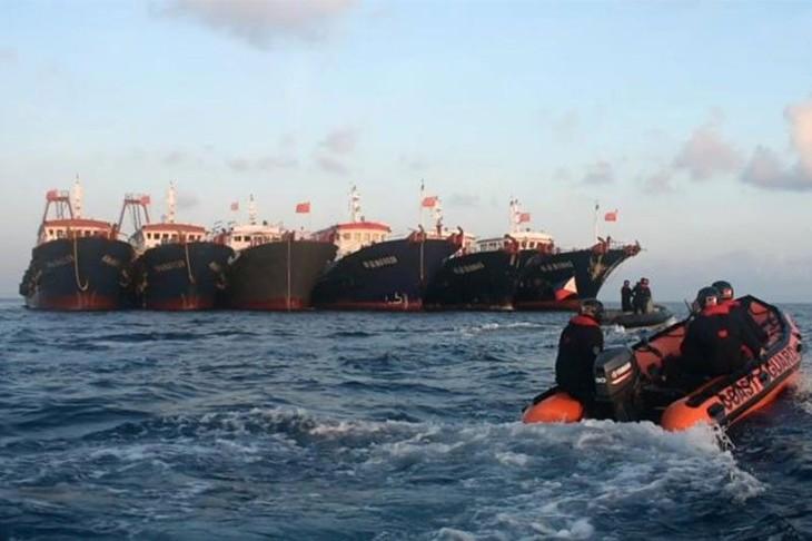 菲律宾律师小组呼吁中国停止在东海的挑衅行动 - ảnh 1