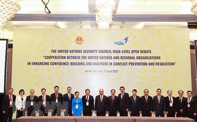 越南——可持续和平的伙伴 - ảnh 2